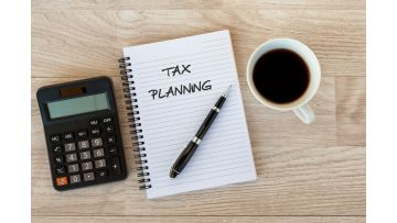 LIVE Webinar 10/27/2021: Tax Planning for 2022 and Beyond