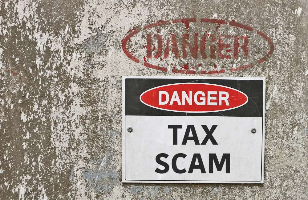 Tax Scams: Phishing